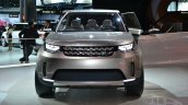 Land Rover Discovery Vision concept at 2014 NY auto show front