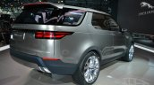 Land Rover Discovery Vision concept at 2014 NY auto show rear quarter