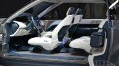 Land Rover Discovery Vision concept at 2014 NY auto show seats