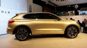Lincoln MKX Concept profile at Auto China 2014