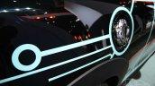 MINI Alex Coyle Cooper Delux at 2014 New York Auto Show - livery