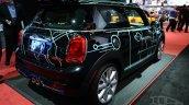 MINI Alex Coyle Cooper Delux at 2014 New York Auto Show - rear three quarter