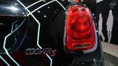MINI Alex Coyle Cooper Delux at 2014 New York Auto Show - taillight detail