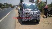 Mahindra P601 front spyshot