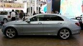 Mercedes C-Class long wheelbase profile at Auto China 2014