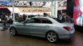 Mercedes C-Class long wheelbase rear three quarters view at Auto China 2014