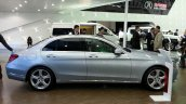 Mercedes C-Class long wheelbase side at Auto China 2014