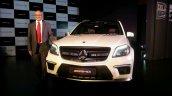 Mercedes GL63 AMG India launch live