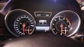 Mercedes GL63 AMG cluster