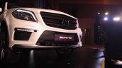 Mercedes GL63 AMG front bumper