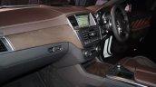 Mercedes GL63 AMG interior