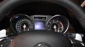 Mercedes GL63 AMG meters