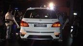 Mercedes GL63 AMG rear