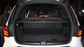 Mercedes GL63 AMG tailgate open