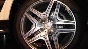 Mercedes GL63 AMG wheel