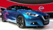 Nissan Lannia concept at 2014 Beijing Auto Show - front three quarter right