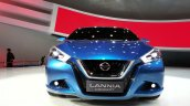 Nissan Lannia concept at 2014 Beijing Auto Show - front