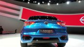 Nissan Lannia concept at 2014 Beijing Auto Show - rear