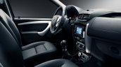 Nissan Terrano (Russia-spec) front interior press shot