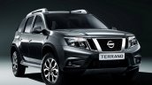 Nissan Terrano (Russia-spec) front three quarter left press shot