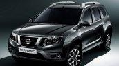 Nissan Terrano (Russia-spec) front three quarter right press shot