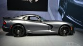 SRT Time Attack on Anodized Carbon Special Edition Viper at 2014 New York Auto Show - side profile