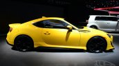 Scion FR-S Release Series 1.0 side at 2014 New York Auto Show