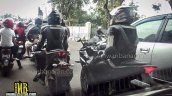 Spied Yamaha R25