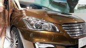 Suzuki Alivio grille at Auto China 2014