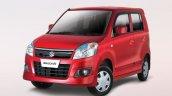 Suzuki Wagon R Pakistan front three quarters