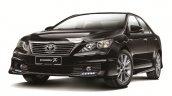 Toyota Camry G X Malaysia press shot front