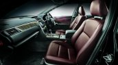 Toyota Camry G X Malaysia press shot interior