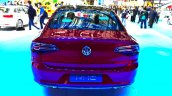 VW New Midsize Coupe Concept rear at Auto China 2014