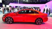 VW New Midsize Coupe Concept side at Auto China 2014