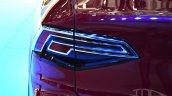 VW New Midsize Coupe Concept taillight at Auto China 2014