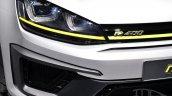 Volkswagen Golf R 400 concept headlamp