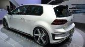 Volkswagen Golf R 400 concept rear three quarters