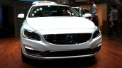Volvo S60L Hybrid front at Auto China