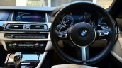 2014 BMW 530d M Sport Review cabin