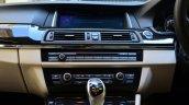 2014 BMW 530d M Sport Review center console