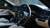 2014 BMW 530d M Sport Review dashboard