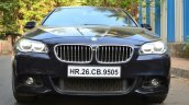 2014 BMW 530d M Sport Review front angle