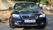 2014 BMW 530d M Sport Review front end