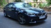 2014 BMW 530d M Sport Review front quarter view
