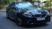 2014 BMW 530d M Sport Review front quarter
