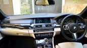 2014 BMW 530d M Sport Review interiors