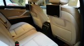 2014 BMW 530d M Sport Review rear legroom