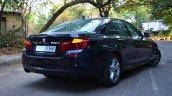 2014 BMW 530d M Sport Review rear quarter lights