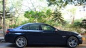 2014 BMW 530d M Sport Review side