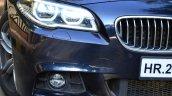 2014 BMW 530d M Sport Review sport bumper